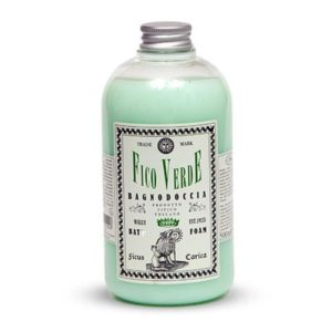 bagno doccia al fico verde 500ml wally tec-terreecolori-calestano parma