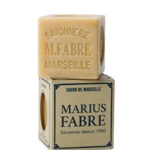 sapone di marsiglia bianco per biancheria 200gr marius fabre tec-terreecolori calestano-parma