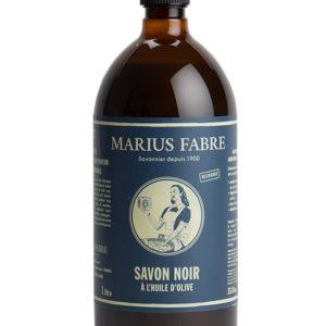 Marius Fabre - Sapone nero