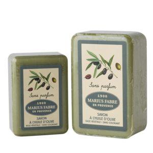 sapone all'olio d'oliva 150-250gr inodore marius fabre tec-terreecolori calestano-parma