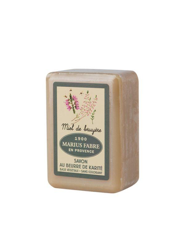 sapone al burro di karitè 150-250gr miele marius fabre tec-terreecolori calestano-parma