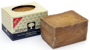 biocom-sapone-aleppo-30%-alloro-tec-terreecolori-calestano parma